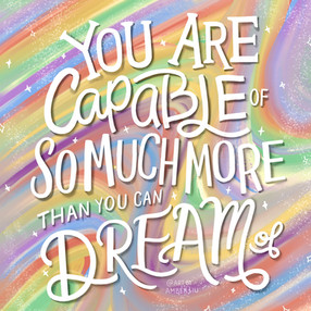 You Are Capable Quote