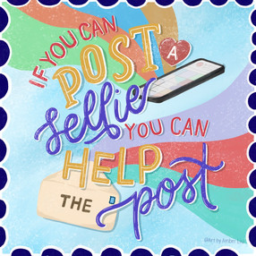 If You Can Post A Selfie