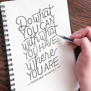 Do What You Can Quote