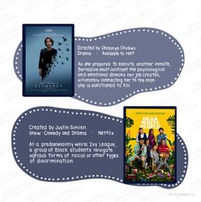Educate Yourself: Films Slide 4