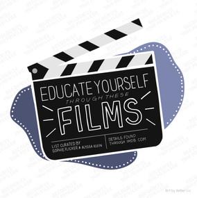 Educate Yourself: Films Slide 1