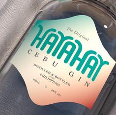 Hayahay Bottle Design