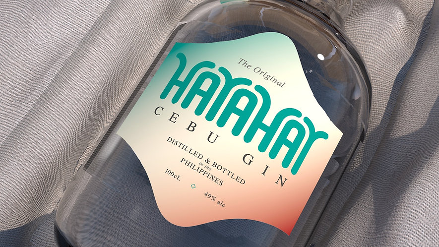 Hayahay Bottle Design