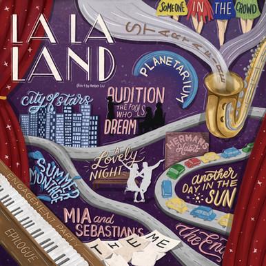 La La Land Song Drawing