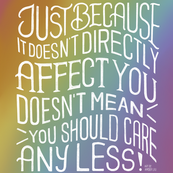 Just Because...Quote