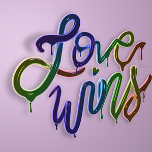 Love Wins Quote