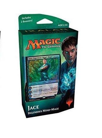 Jace Mage de l'esprit ingénieux - Magic the Gathering