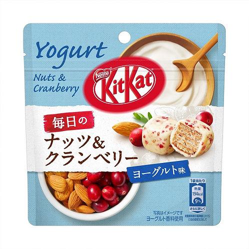 KitKat Yogurt Nuts & Cranberry