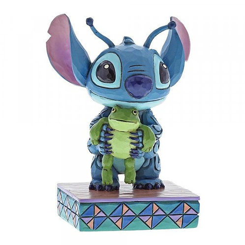 Disney showcase Traditions - Stitch with Frog