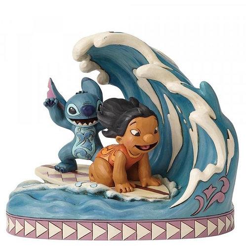 Disney showcase Traditions - Lilo &Stitch catch the wave