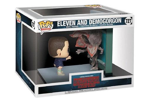 Pop Eleven and Demogorgon - 727