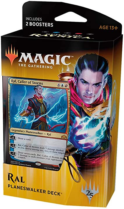 RAL deck de planeswalker - Magic the Gathering