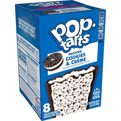 Pop.tarts Frosted Cookies & Créme