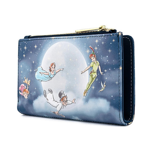Loungefly - Portefeuille Peter Pan