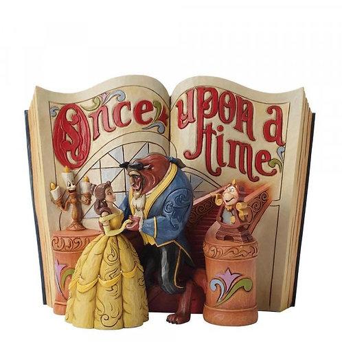 Disney showcase Traditions - Story Book La Belle et la Béte