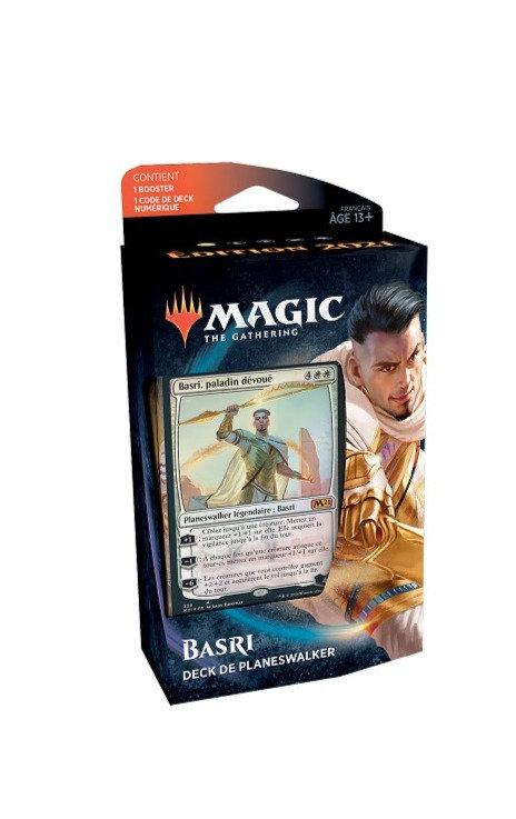 BASRI deck de planeswalker - Magic the Gathering