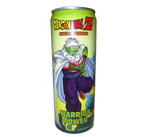 Dragonball Z Warrior Power Boisson énergétique 340 ml