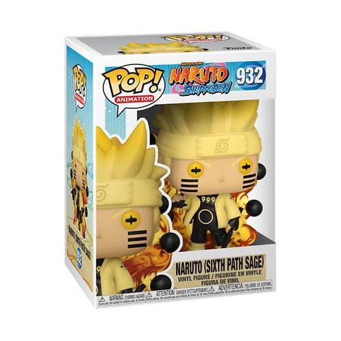 Pop Naruto ( Sixth path sage )  - 932