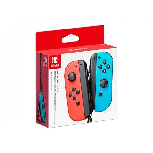 Joy-Con Pair Neon Bleu - Switch