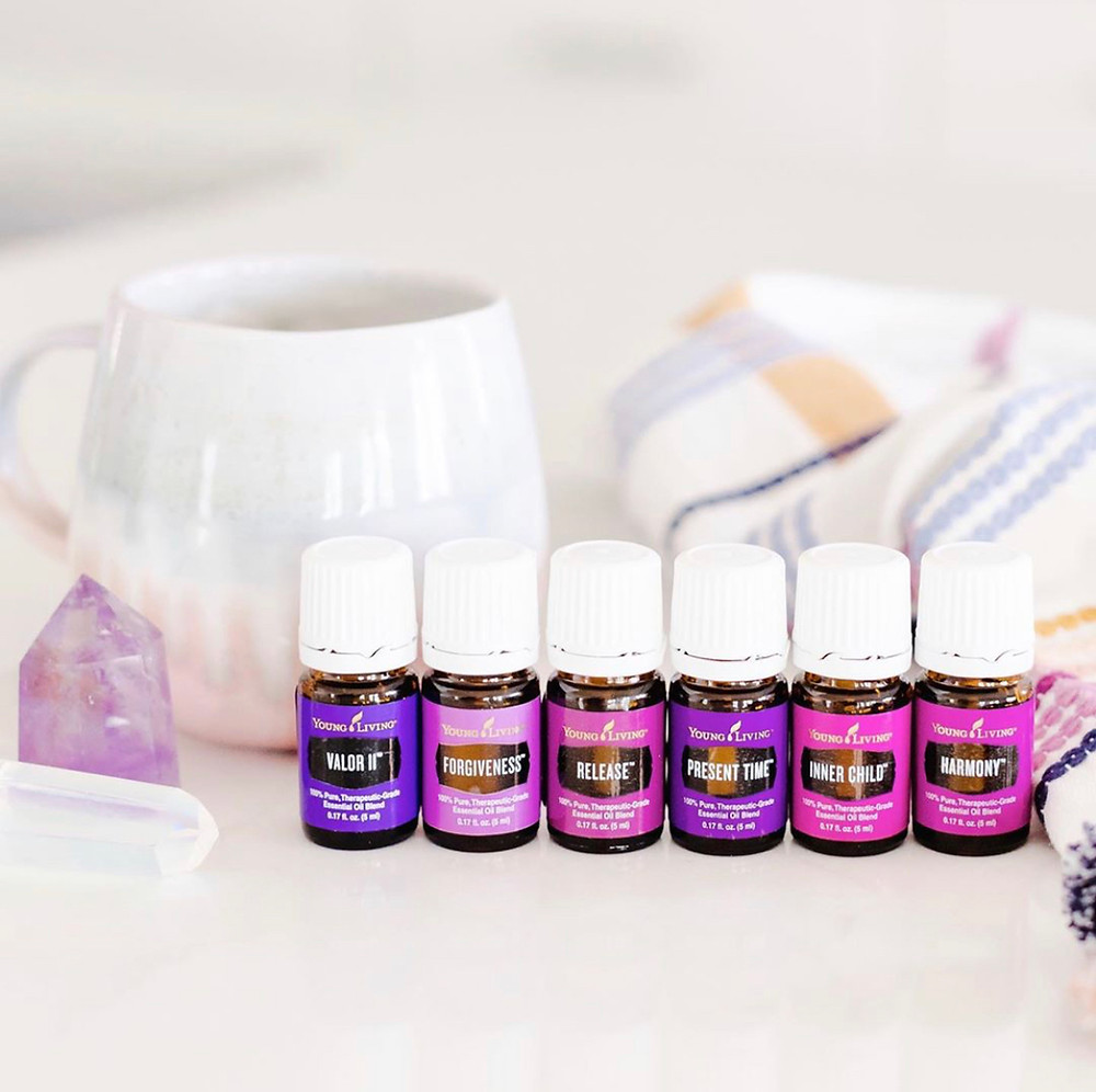 emotional support, mental health, health, wellness, feelings kit young living, young living essential oils, valor, forgiveness, release, present time, inner child, harmony,