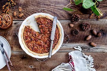 Nana's Yummy Pecan Pie