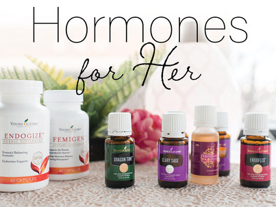 Natural Remedies for Eve's Curse