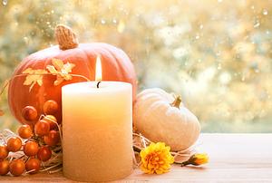 fall candles, burning candle, pumpkin, fall, autumn