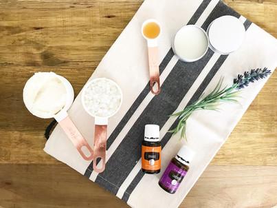 4 Ingredient DIY Lip Balm