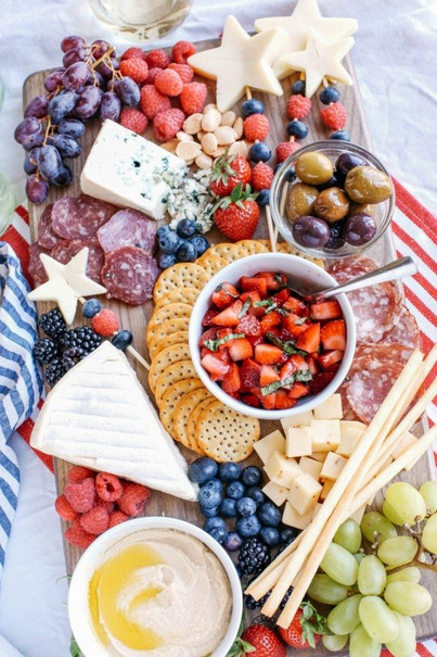 July 4th for Foodies