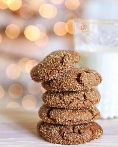 Nana's Molasses Cookies