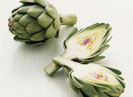 Artichokes, your new source of protein and fiber