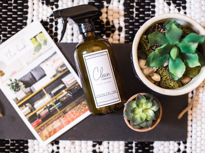 9 DIY Plant-based Cleaners