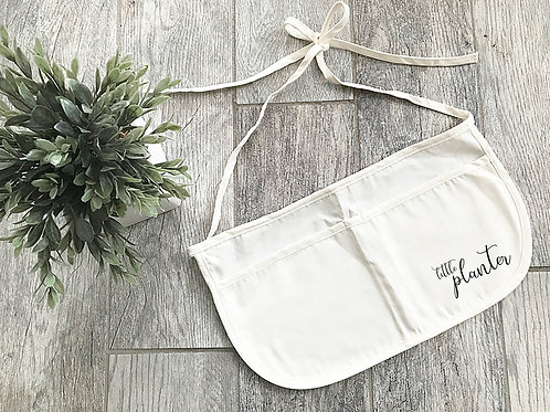 Little Planter Youth Waist Apron