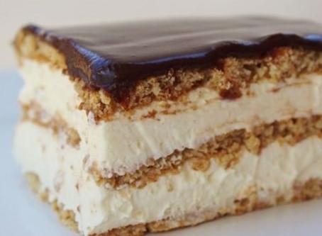 Nana's No Bake Eclair Cake
