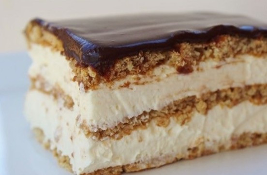 eclair, dessert, recipes, no bake cake, food, chocolate, graham cracker, sweets