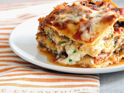 Day 6 Back-to-School Freezer Meal:  Loads of Fun Layered Lasagna