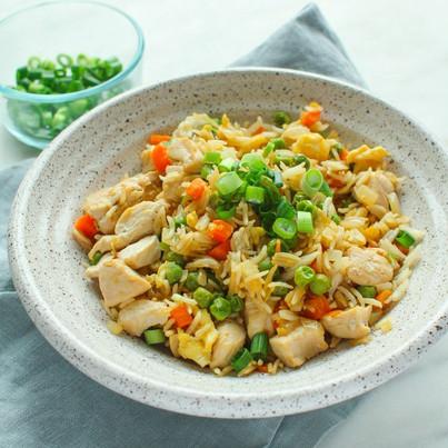Best Ever Chicken Fried Rice