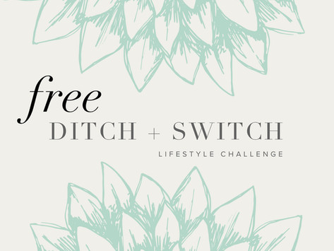 Free Ditch & Switch Challenge