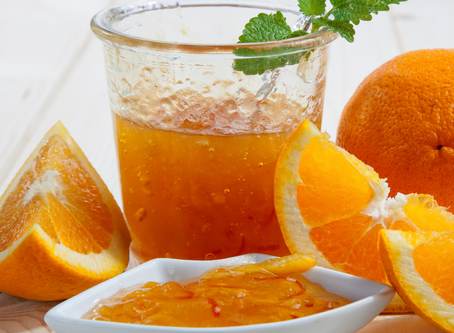 Homemade Orange Marmalade
