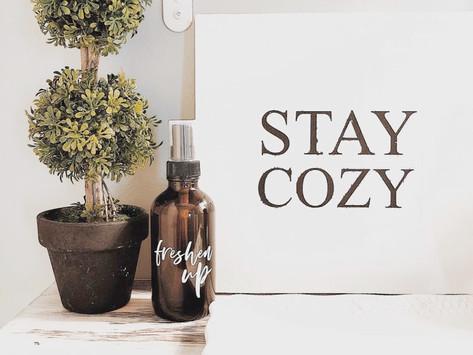 Room Sprays: So Fresh and So Clean Clean