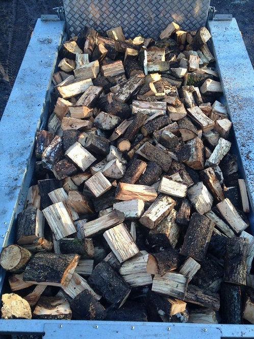 1.5 Cubic Metres Seasoned Logs