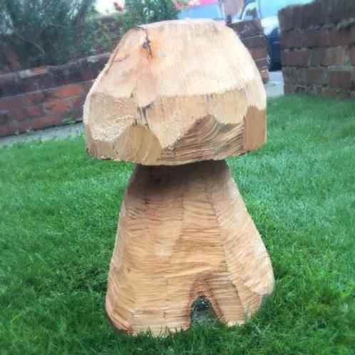 Solid Mushroom