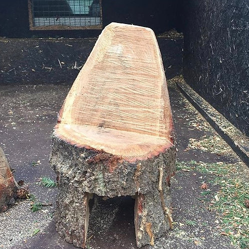 Wooden Childs Stool