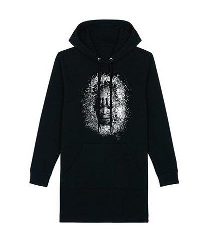 MASK -Hoodie DRESS