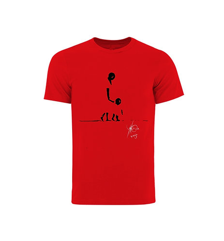 I'll show you(Red Unisex Tee)