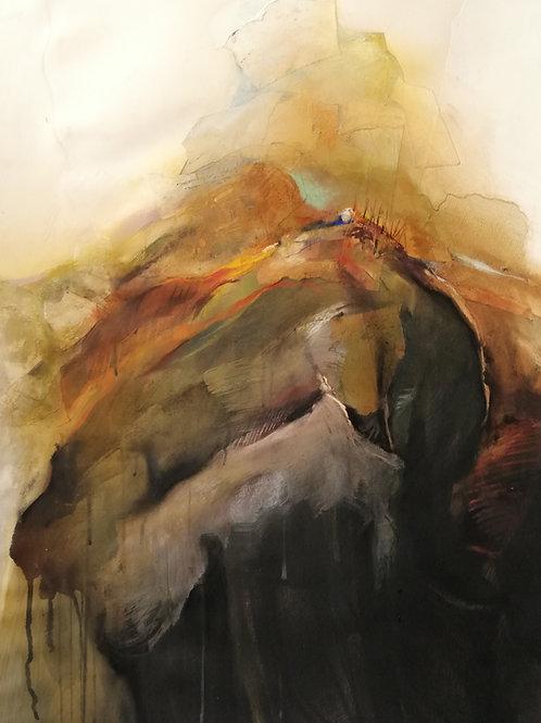 Montagne #7, Pierre Colin