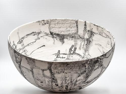 Grand vasque, Faezeh Afchary Kord