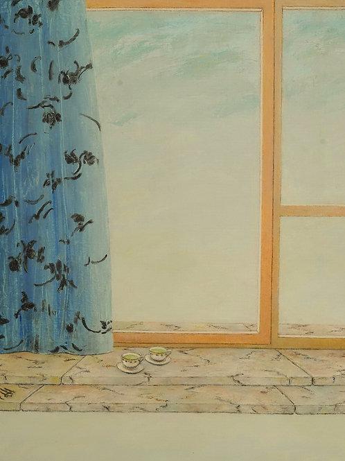 Peinture sans titre I  - Azadeh Yavari