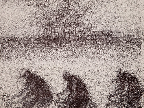 Les ouvriers, Abadan, Hamid Pourbahrami