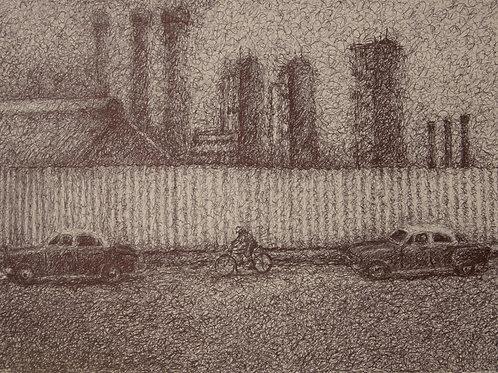 Abadan raffinerie, Hamid Pourbahrami